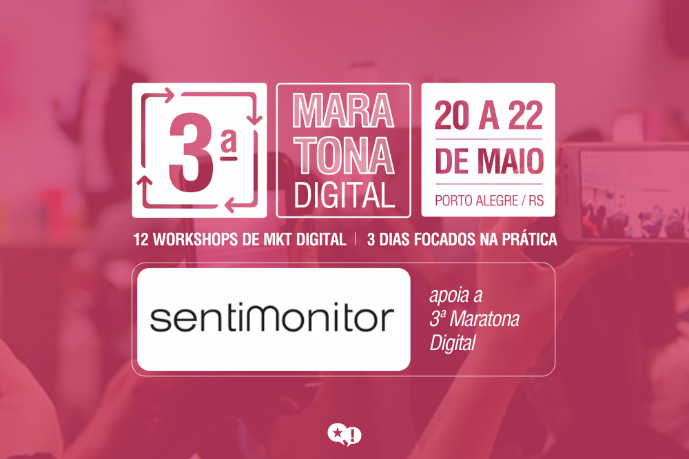 3ª Maratona do Marketing Digital