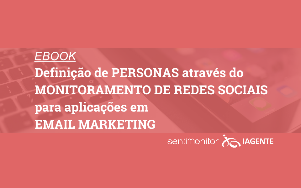 EBOOK: Monitoramento Redes Sociais e Email Marketing